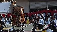 梛八幡神社 兵庫県たつの市神岡町沢田のキャプチャー
