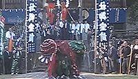 稲佐神社 佐賀県杵島郡白石町辺田のキャプチャー