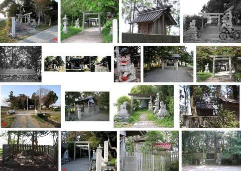魚海神社 三重県松阪市川島町183