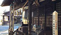 中村八幡神社 東京都練馬区中村南のキャプチャー