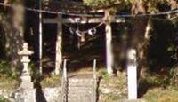 鹿島神社 茨城県常陸太田市春友町