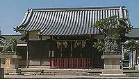 久保神社 大阪府大阪市天王寺区勝山のキャプチャー