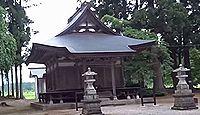 水神社(大仙市) - 秋田県唯一の国宝「線刻千手観音等鏡像」の発見で江戸期に創祀