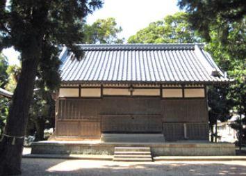大鹿三宅神社 三重県鈴鹿市池田町のキャプチャー