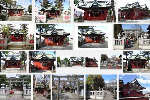 小祝神社(群馬県高崎市石原町1247番地)