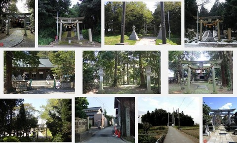 石部神社 石川県小松市古府町のキャプチャー