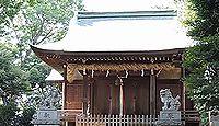 小豆沢神社 - 平将門への貢物の小豆を積んだ船が沈没した地、6月15日に餅つき祭を執行