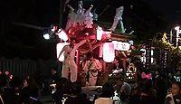 西郡天神社 大阪府八尾市泉町のキャプチャー