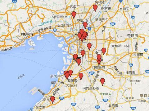 大阪府の旧府社