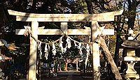 氷川神社 埼玉県さいたま市浦和区本太