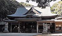 猿田神社 - 垂仁天皇期の創建、古河公方奉納の金印が現存、60年ごとの式年大祭神幸祭