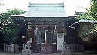 生野八坂神社 大阪府大阪市生野区生野東のキャプチャー