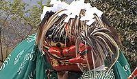 三島神社(臼杵市) - 鎌倉期創建、安土桃山時代からの卯の市、臼杵最古の獅子舞と巨木
