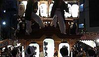 河堀稲生神社 大阪府大阪市天王寺区大道のキャプチャー
