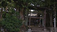 春日神社 福井県大野市不動堂