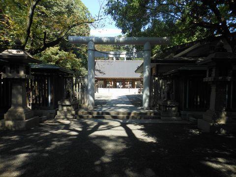 府社乃木神社(東京都港区)