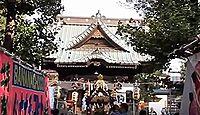 大戸神社 神奈川県川崎市中原区下小田中