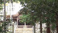礒崎神社 兵庫県加西市下道山町