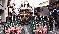 気多若宮神社 - 4月の古川祭が有名な、飛騨高山藩金森氏の崇敬を受けた「杉本さま」