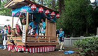 天神社(東久留米市) - 黒目川の清流にそって鎮座する湧き水でも有名な柳窪天神社