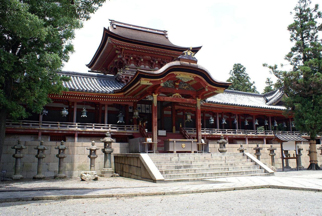 [御祭神が神功皇后]初詣で人気の神社のキャプチャー