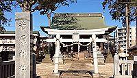 菅原神社(板橋区) - 旧成増村の鎮守・成増菅原神社、里神楽に、10月は成増天神まつり