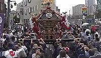 葛西神社 東京都葛飾区東金町のキャプチャー