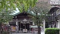 神明神社 大阪府堺市堺区栄橋町のキャプチャー