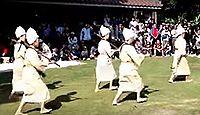 重要無形民俗文化財「竹富島の種子取」 - 10日間にも及ぶ種子取祭、両村の芸能を競演のキャプチャー