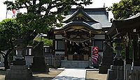 薭田神社 東京都大田区蒲田のキャプチャー