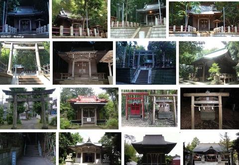 三島神社 神奈川県横浜市戸塚区深谷町のキャプチャー