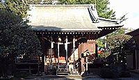 北野神社 東京都練馬区東大泉のキャプチャー