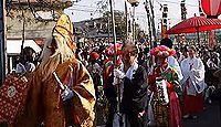 大原大宮神社 - 安土桃山期に現在地に遷座、夫婦2柱を祀る縁結びで有名な実籾村の産土神