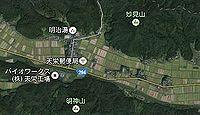 松本神社(天栄村) - 鎮守・妙見山の南麓に鎮座、アメノミナカヌシノカミを祀る