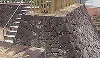 甲府城 甲斐国(山梨県甲府市)のキャプチャー