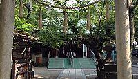 新小岩香取神社 東京都江戸川区中央のキャプチャー