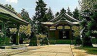 新川神社(富山市) - 白鷹の伝承が残る、新川郡・新庄村の地名の由来となった御祭神
