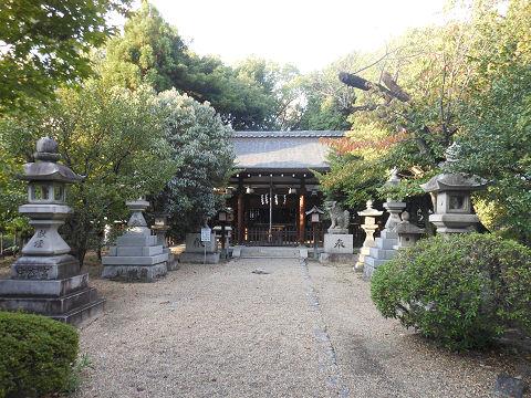 神明神社(天理市) - ぶっちゃけ古事記