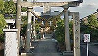 道神社 富山県射水市作道
