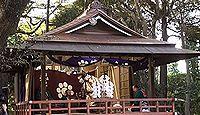 三代王神社 - 鎌倉時代からの崇敬、下総三山の七年祭り当初から参加、伝統の神楽伝わる