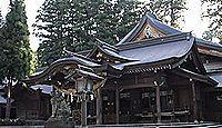 白山比咩神社 - 白山神社の総本社、イザナギとイザナミの黄泉の国での離別にちなむ御祭神