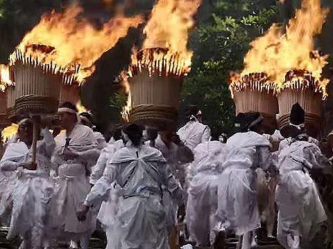 和歌山県の重要無形民俗文化財