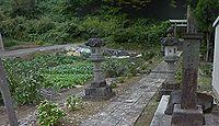 石井神社 新潟県長岡市上岩井