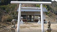 杉山神社 奈良県桜井市飯盛塚