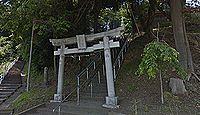 杉山神社 神奈川県横浜市保土ケ谷区川島町南原