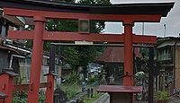 諏訪神社 新潟県魚沼市虫野