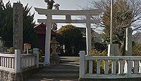 豆塚神社 静岡県伊豆の国市北江間