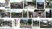 諏訪神社 神奈川県横須賀市若松町の御朱印
