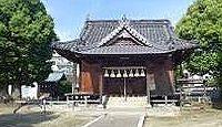 樟本神社(今治市) - 独自の伝承・柑子女神をも祀る、近世は牛頭天王社だった式内古社