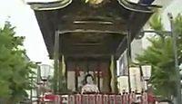 弥栄神社(長野市) - 源頼朝が善光寺参詣の際に創祀、7月に御祭礼の祇園祭と屋台行事
